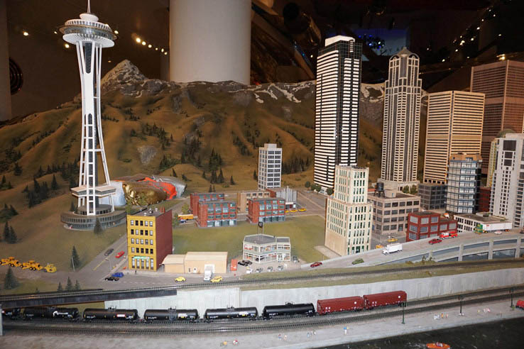 The Great Train Story, Museum of Science and Industry, Chicago.